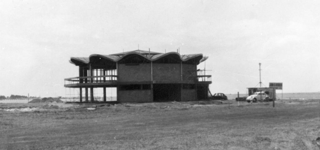 RQYS - History - Image of early clubhouse SMALL