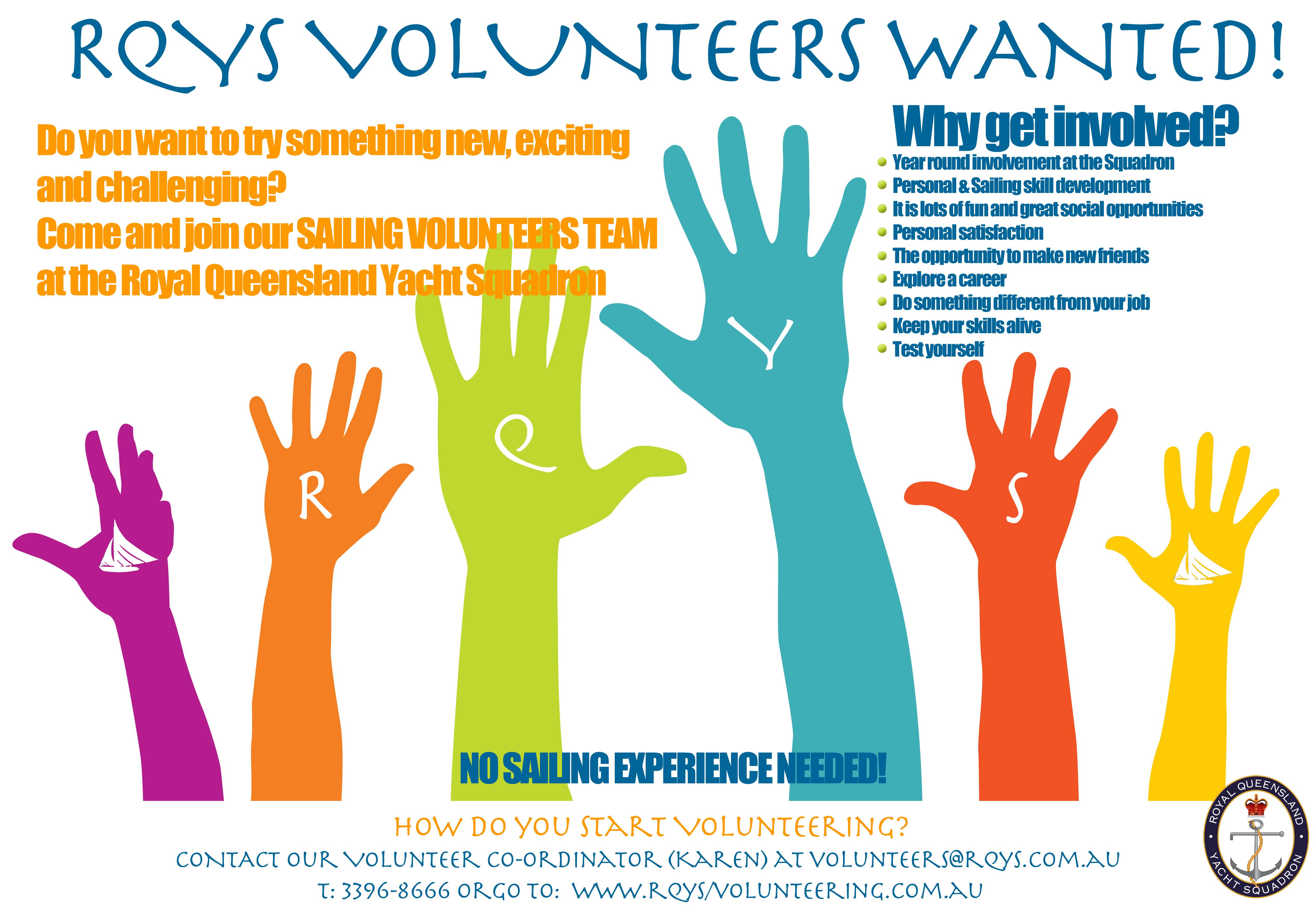 Volunteering volunteer poster solutioingenieria Image collections