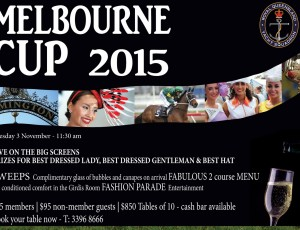 Melbourne Cup  Website