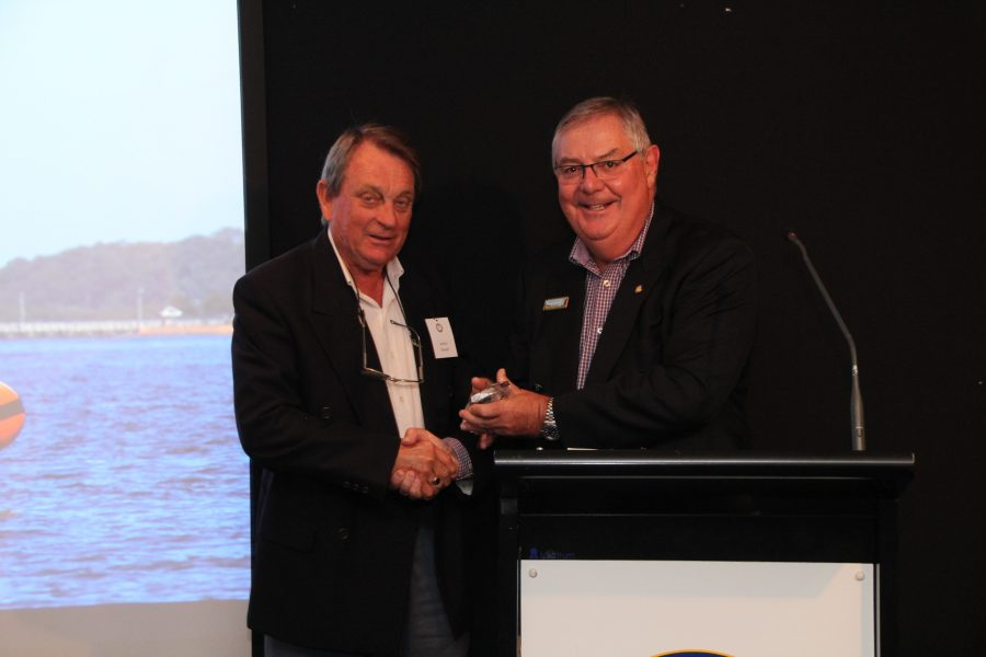 RQYS Marine Sports Award
