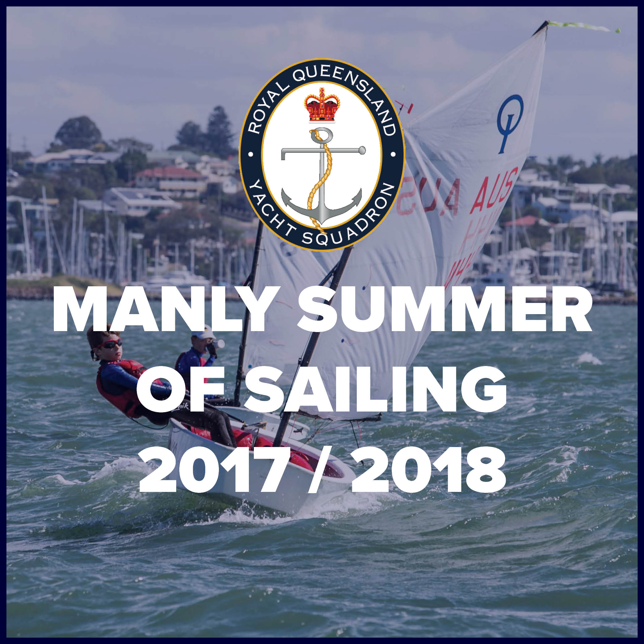 RQYS Manly Summer of Sailing events